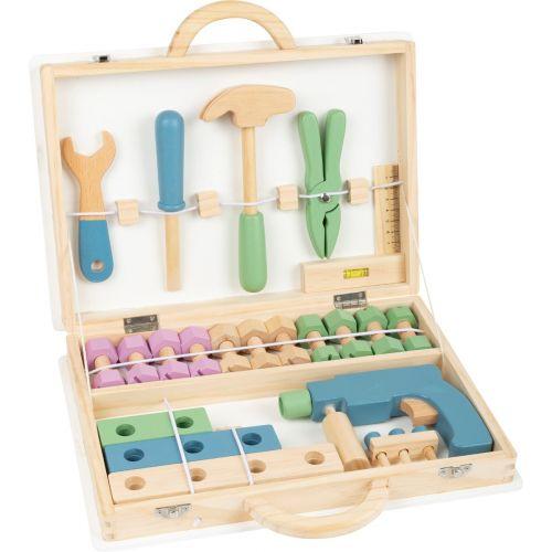 Caja de herramientas Nórdica , 44 piezas