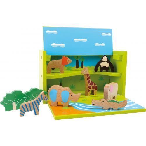 Caja de Juego Zoológico - Legler