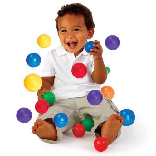 Caja de 16 bolas Bright Starts