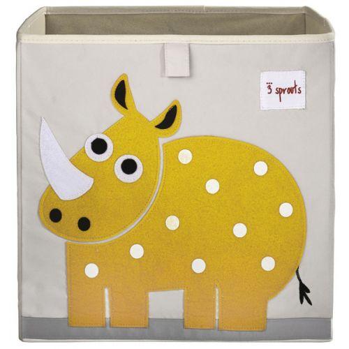 Caja de Almacenaje Rinoceronte