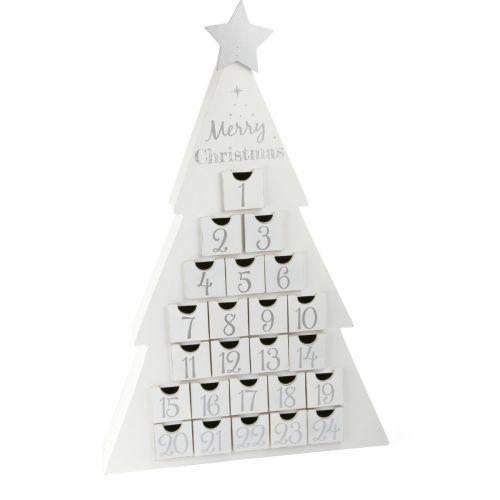 Calendario de adviento Feliz Navidad