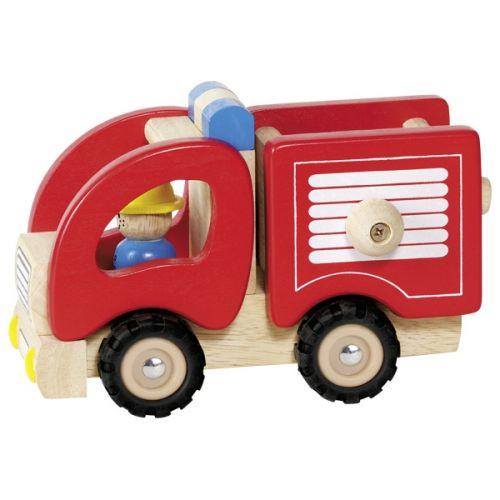 Camión de bomberos Goki