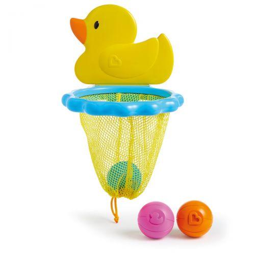 Juguete de Baño Canasta Pato con Tres pelotas - Munchkin