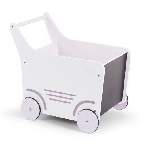 Carrito Andador blanco de Childhome
