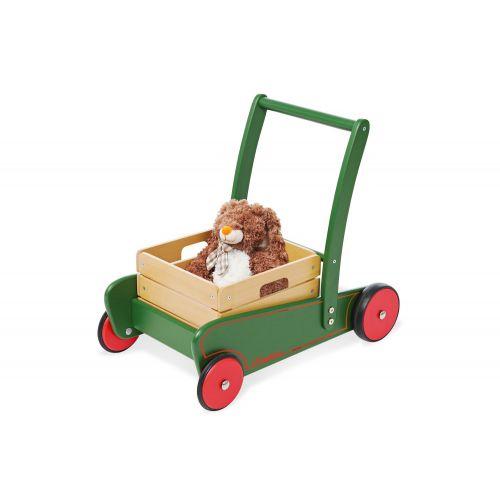 Carrito Andador de Madera Tom el Tractor - Pinolino