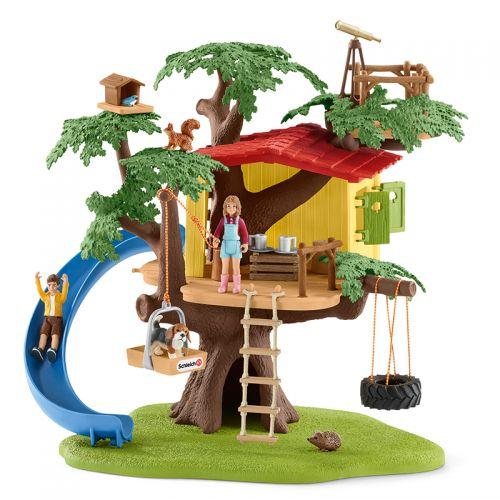 Casa árbol de aventuras , Schleich