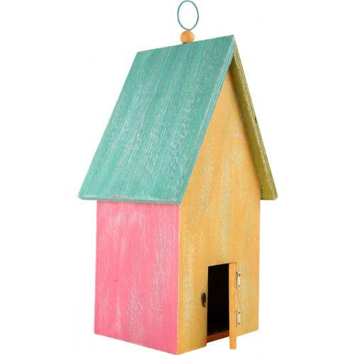 Casa para pájaros Hello Birdie - 17 x 14 x 31 cm