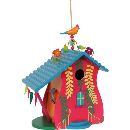 Casa para Pájaros Maui - Dimensiones 26 x 17 x 33 cm