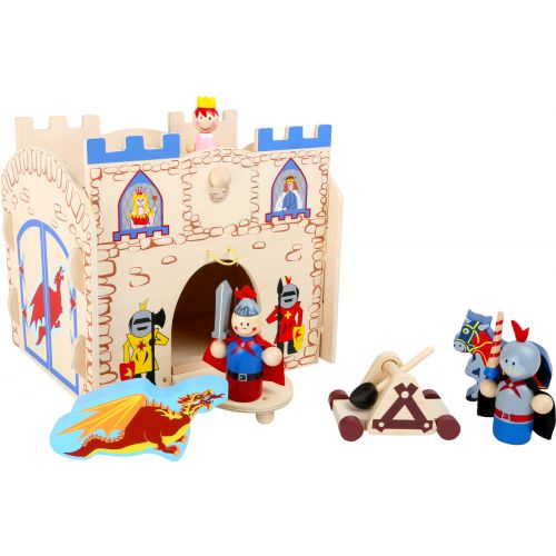 Castillo Medieval - Juguete de Madera - Legler