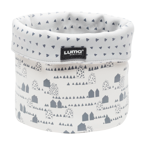 Cesta de baño Luma Little Houses