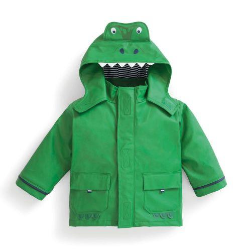 Chubasquero para Niños - Estampado Dinosaurios