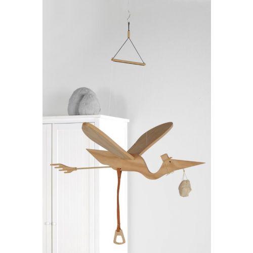 Cigüeña de Madera - Quax