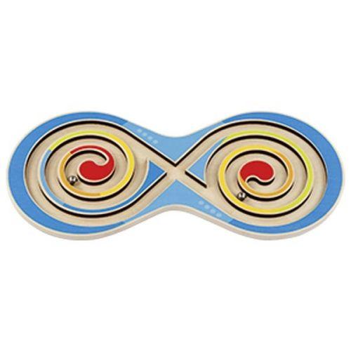 Circuito de motricidad con 2 bolas , Goki