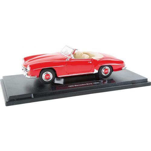 Coche en miniatura Mercedes-Benz 190 SL (1955) Escala 1:18