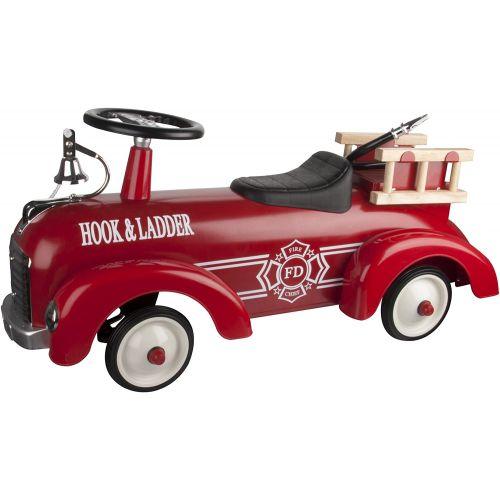 Camión de bomberos Speedster , Coche con ruedas , Great Gizmos