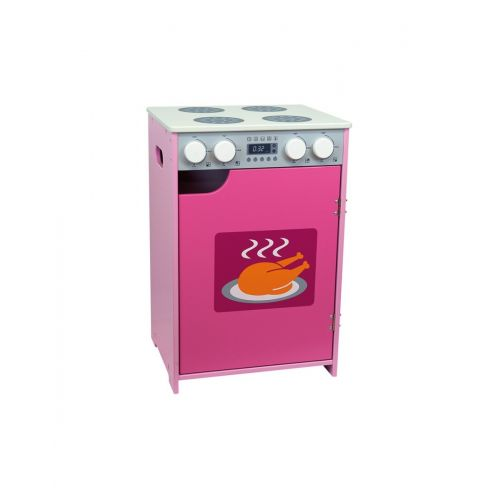 Cocina modular de madera Rosa , Andreu Toys