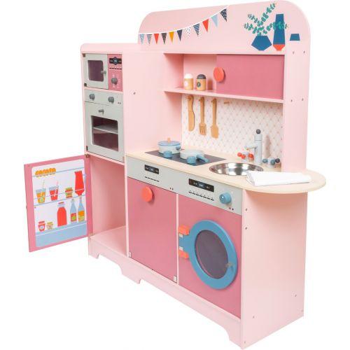 Cocina infantil Rosa Gourmet