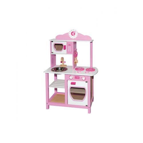 Cocina de madera Rosa - Andreu Toys