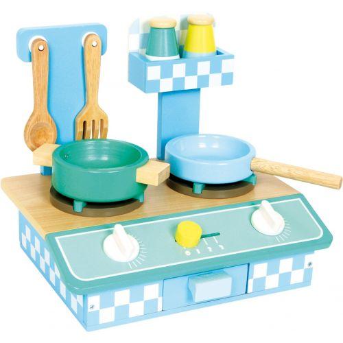 Cocinita de Juguete Oliver - Incluye 6 accesorios