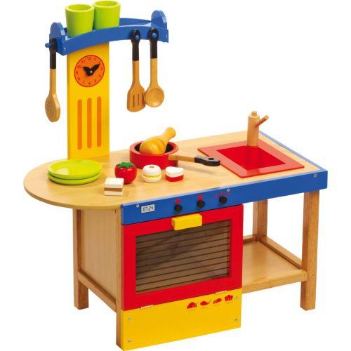 Cocinita de madera Mágica