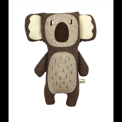 Cody el Koala Carapau - 19 x 29 cm - Hecho a mano