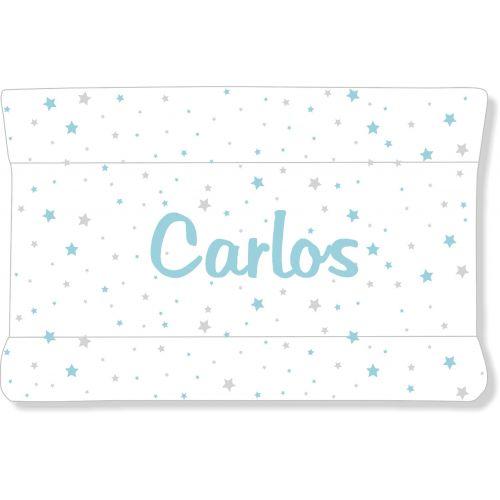 Colchoneta Cambiador CunaDecor Estrellas - Personalizada