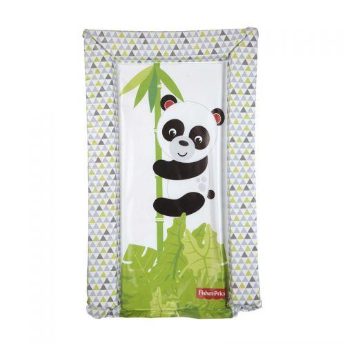 Colchoneta Cambiador Panda - Fisher Price - 75 x 46 cm