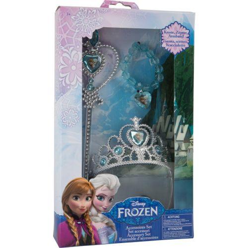 Complementos para disfraz Princesa Frozen