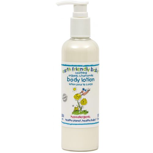 Crema Corporal para Bebé Manzanilla - Earth Friendly Baby