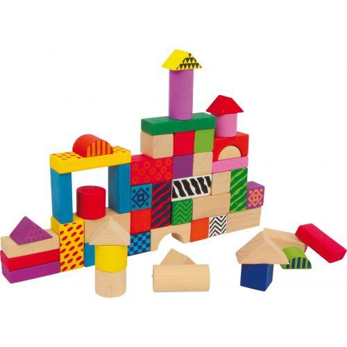 Cubos de construcción Philip - 50 piezas