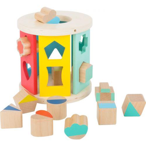 Cubos de encaje - Juguete de madera - A partir de 12 meses