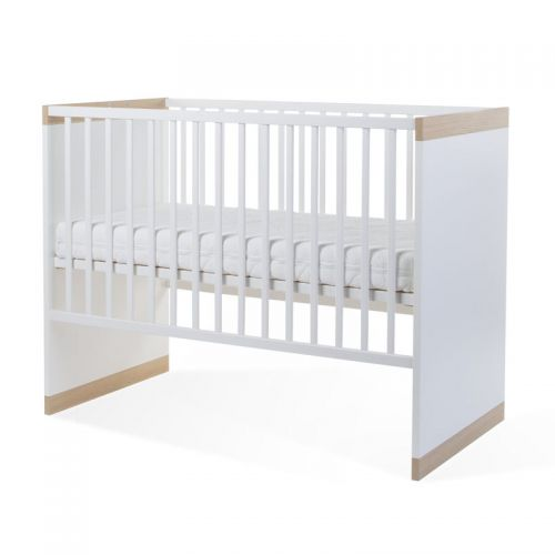 Cuna Palma 60x120 transformable en Cama 90x200 - Childhome