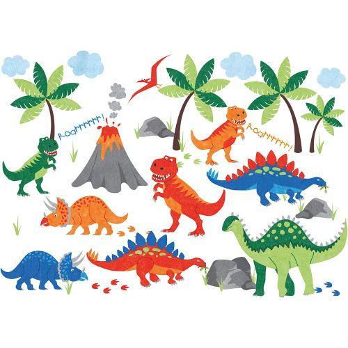 Vinilo de Dinosaurios