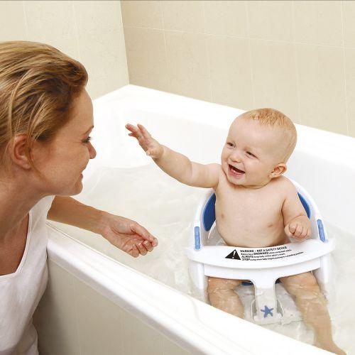 Asiento para bañera con Sensor Indicador de Temperatura