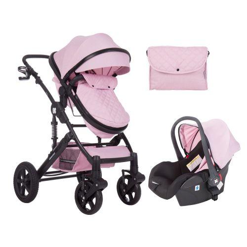Darling 3 in 1 Transformable Pink Black Ribbon 2020
