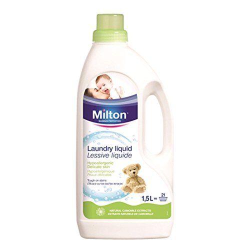 Detergente Líquido Milton Bebé y Alergias