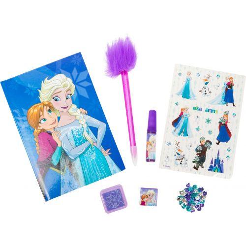 Diario Frozen , 7 piezas