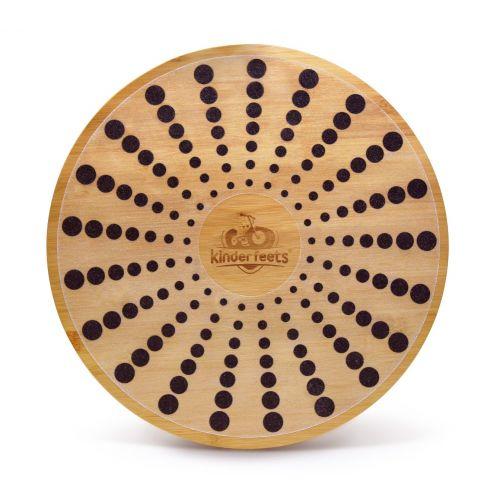 Kinderfeets Disco de equilibrio de madera