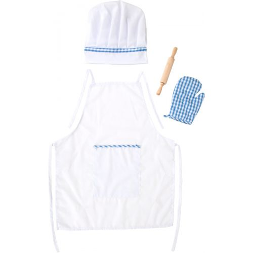 Traje de cocinero para Niños