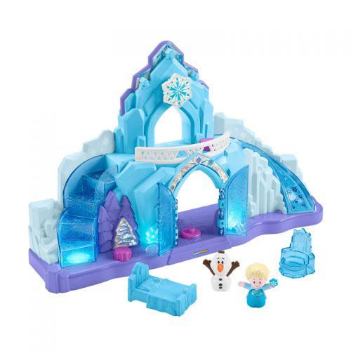 Disney Frozen Elsa Palacio de Hielo, Juego de iluminación Musical