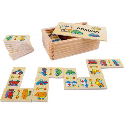 Juego de dominó Vehículos , a partir de 3 años