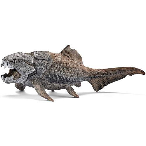 Figura dinosaurio Dunkleosteus. Depredador de los mares , Schleich