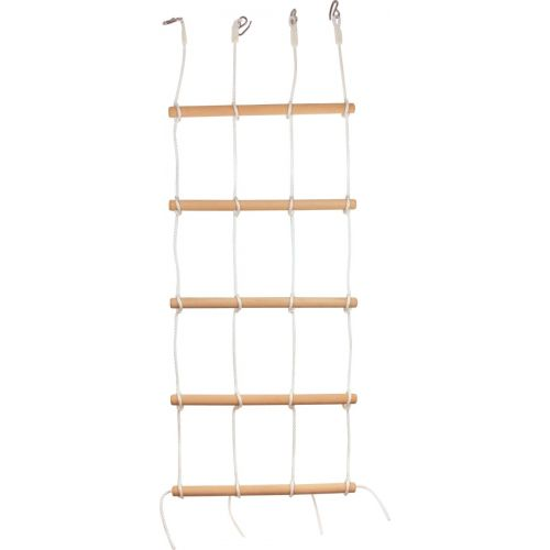 Escalera Grande de cuerda para Trepar - Soporta 120 kilos