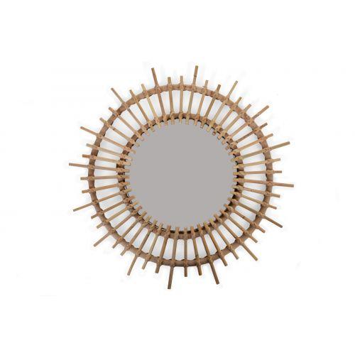 Espejo de ratán Fondi - 60 cm , Childhome