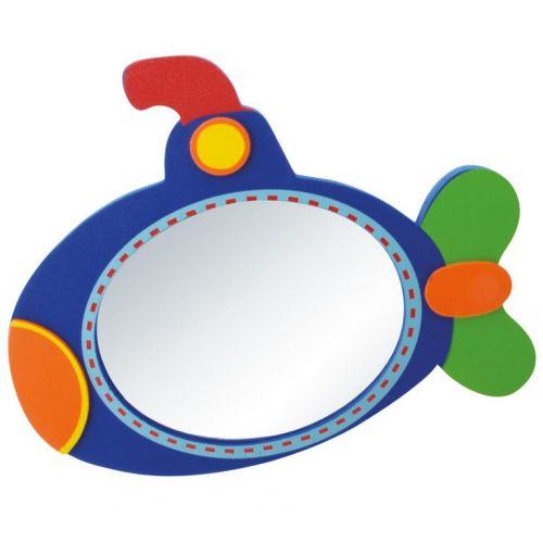 Espejo para la bañera de Olmitos