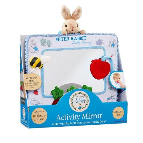 Espejo de Actividades para bebé de Peter Rabbit