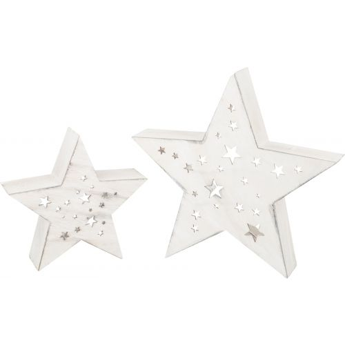 Estrella brillante Cielo nocturno , 2 unidades