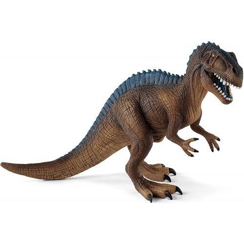 Figura dinosaurio Acrocanthosaurus , Schleich