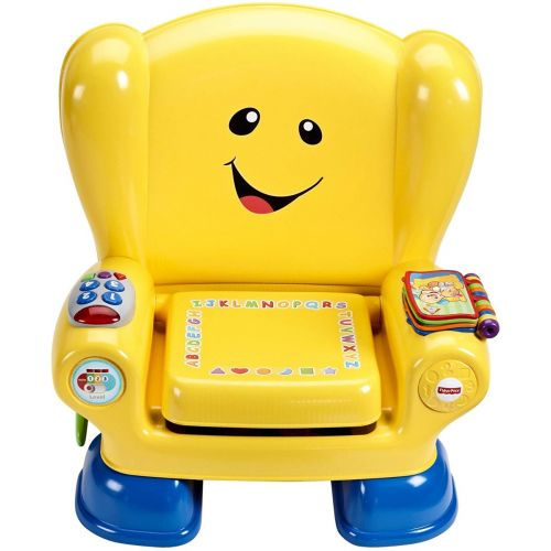 Silla Fisher Price Laught & Learn amarillo