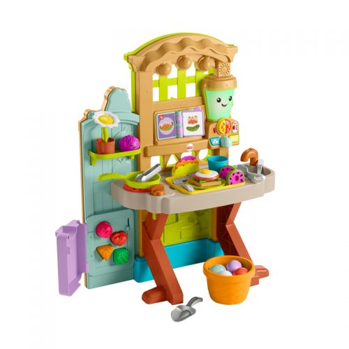 Fisher-Price® Laugh & Learn® Grow-the-Fun Garden to Kitchen™